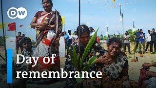 Sri Lanka: Tamils remember civil war dead in Mullivaikkal | DW News