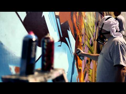 Ironlak Team Australia | NEW YORK CITY 2010 - Part Two. (Feat. Bio & Koso).