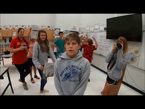 North Lincoln Middle School Lip Dub 2019