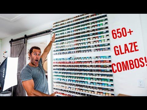 Over 650 Glaze