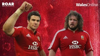 A virtual evening with Lions rugby legends Adam Jones and Mike Phillips