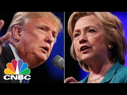 Candidates Spar On Taxes And Economy | CNBC