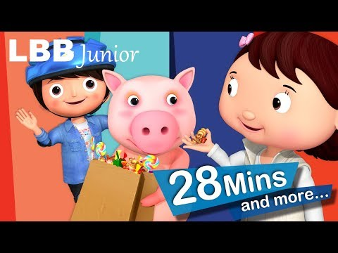 Kindness Song | And Lots More Original Songs & Kids Song | From LBB Junior!