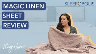 MagicLinen Bedding Review - Should You Switch From Cotton Sheets?