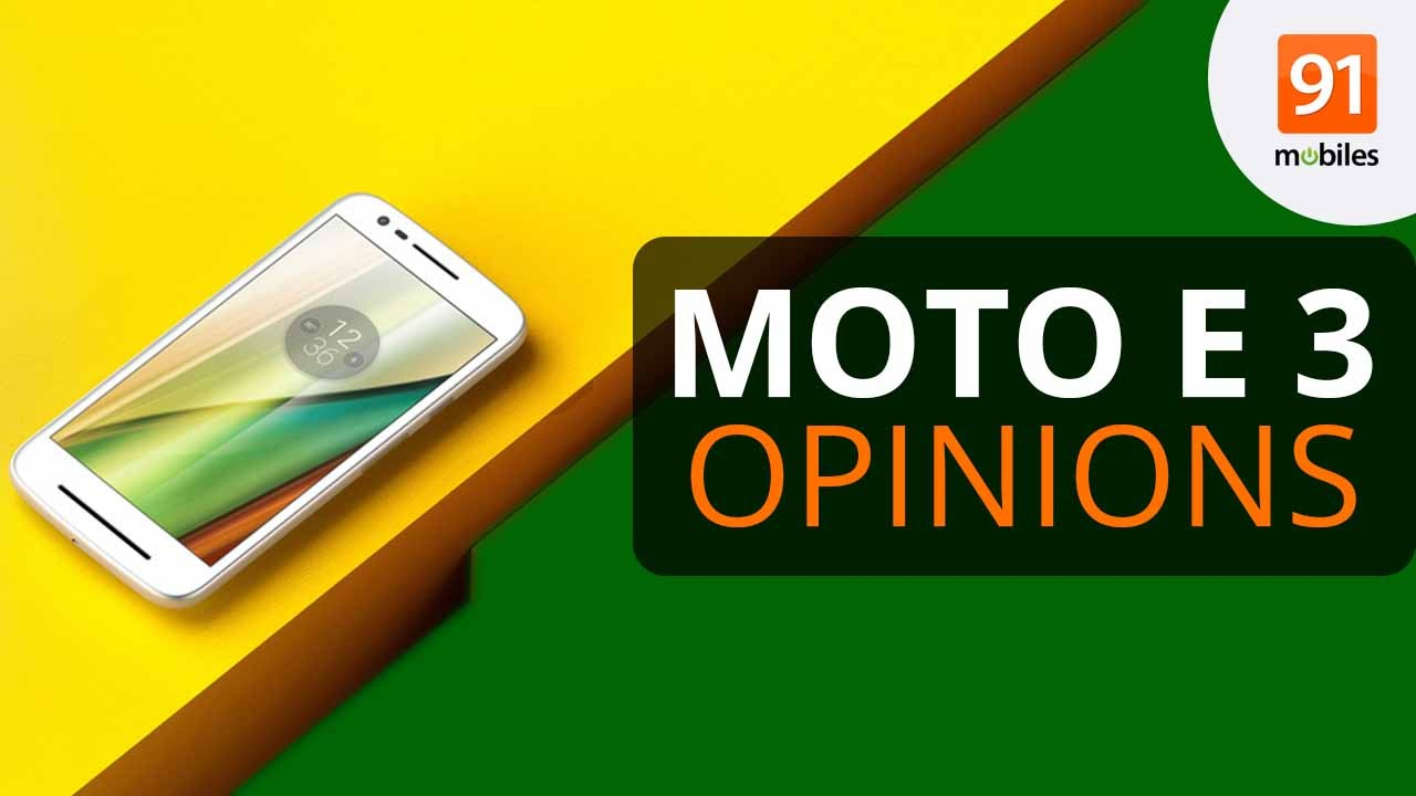moto e 3rd gen 2016 review of the specifications opinions youtube