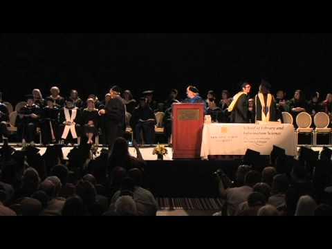 2012 SJSU SLIS Convocation Ceremony -