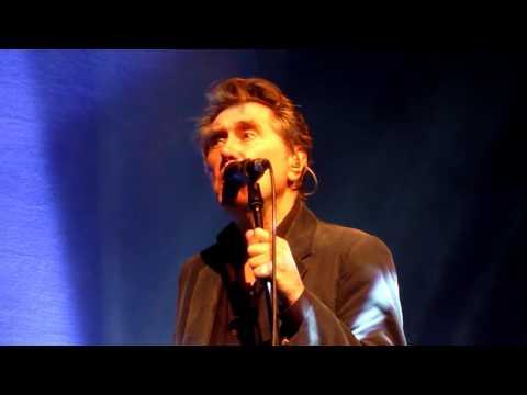Bryan Ferry -- MORE THAN THIS -- Martiniplaza - Groningen -- 3 oktober 2016