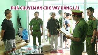 Phá chuyên án cho vay nặng lãi tại Quảng Bình