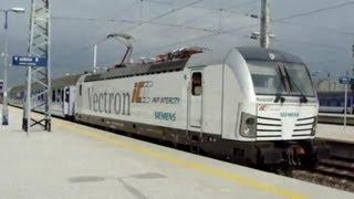 Lokomotywa VECTRON w służbie PKP Intercity