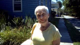 Our Gracie Granny - never too late to learn Brazillian Jiu Jitsu