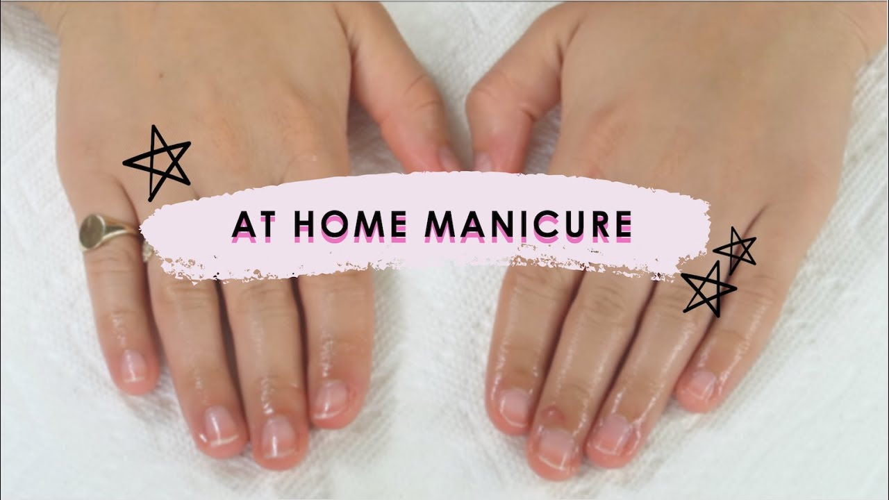 Download AT HOME MANICURE : for beginners