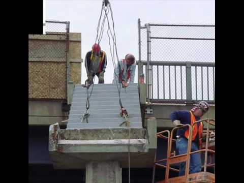 Northwest Precast Stairs U0026 Stairtowers   YouTube