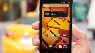 HOT NEW ZTE Warp 4G Boost Mobile Review
