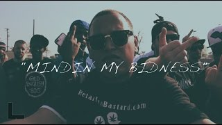 "LOKUST LUCIANO ""MINDIN MY BIDNESS"" (OFFICIAL MUSIC VIDEO)"