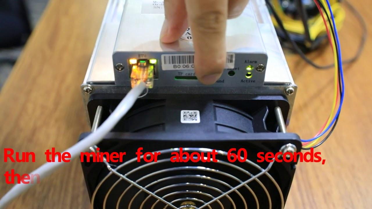 Whatsminer M1 Miner Munual video, order Contact :Amy, whatsapp:+86  13602650311