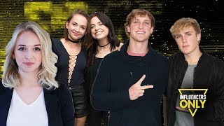 ALEXIS G ZALL 'CONFIRMS' RELATIONSHIP, JAKE PAUL OPENS UP ABOUT LOGAN PAUL // INFLUENCERS ONLY