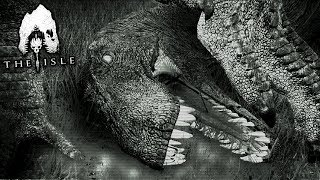 Death of A Dinosaur! - Life of a T.rex | The isle