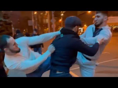 Бой Тамаев vs Эмиль Наврузов. Полное видео с камер. Как все было на самом деле