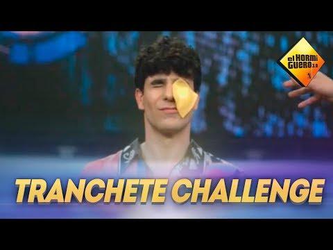 Los Javis protagonizan #TrancheteChallenge - Ana Morgade - El Hormiguero