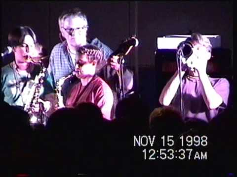 Mount Vernon - 1998 Battle of Bands (w/Justin Vernon, Phil Cook, Brad Cook, Joe Westerlund)