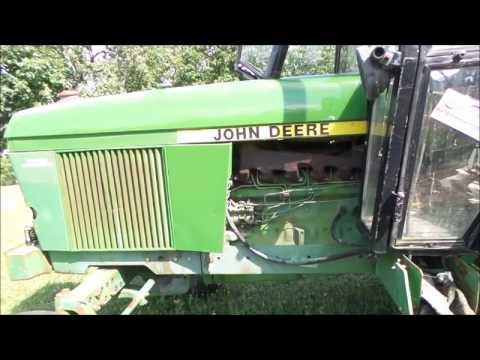 john deere 3040 tractor for sale no reserve internet auction july