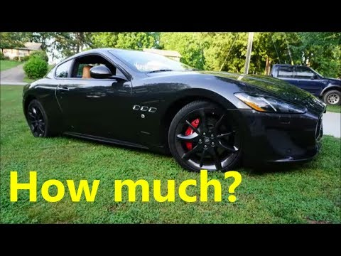 How Expensive Is Insurance On A Maserati
