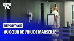 Au cœur de l'IHU de Marseille