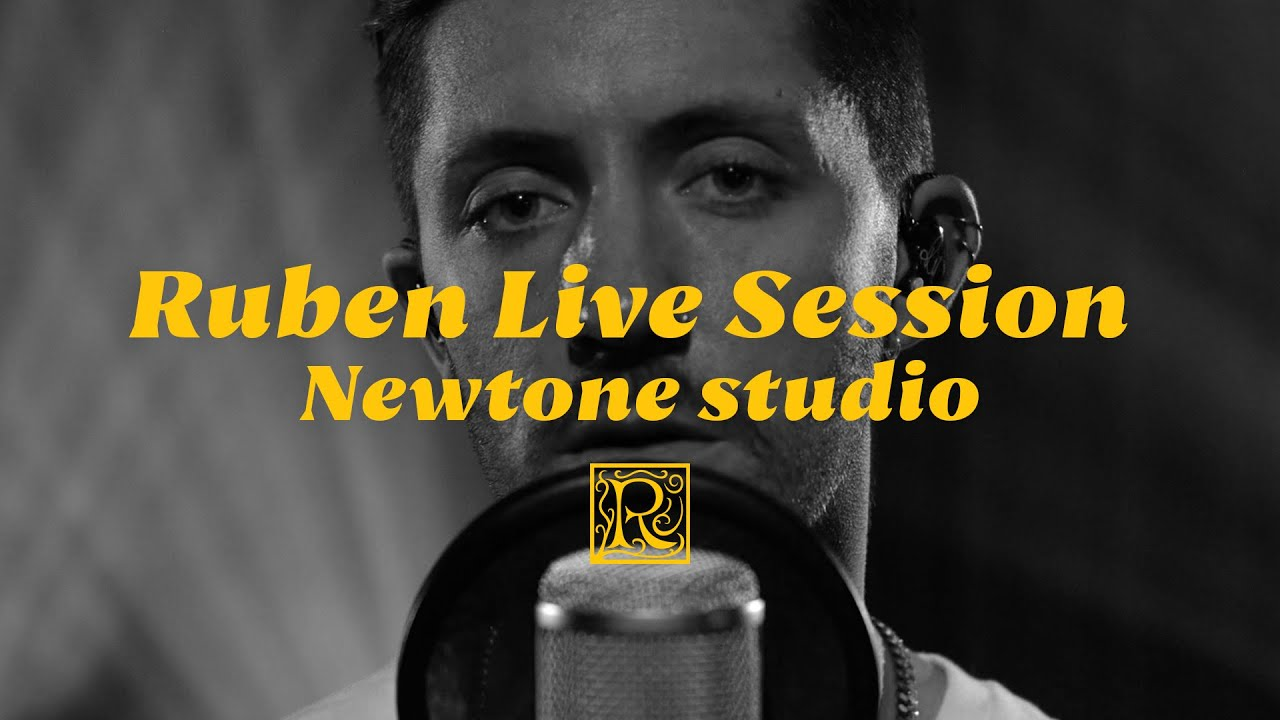 Ruben Live Session - NewTone Studio