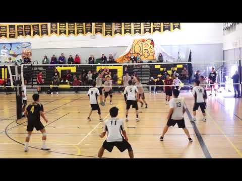 Tourney Gold match Wilcox vs Cupertino set 2, 2018