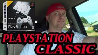 Playstation Classic Released! Let