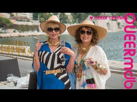 Absolutely Fabulous - Der Film (2016) -- schwul, Drag [Full HD Trailer]