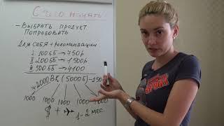 Как заработать в Сибирском Здоровье? 2 вида дохода.  Быстрый доход и умный доход