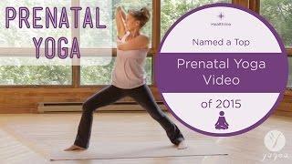 Prenatal Yoga Routine: Gift Of Life (1st Trimester)