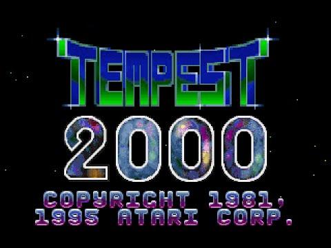 Tempest 2000 full AdLib soundtrack