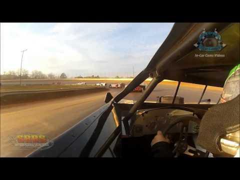 #22 Jason Wilson - Boyds Speedway - 2-9-13 Cabin Fever Race