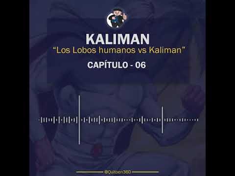 Kaliman vs Los Lobos Humanos - Capítulo 6