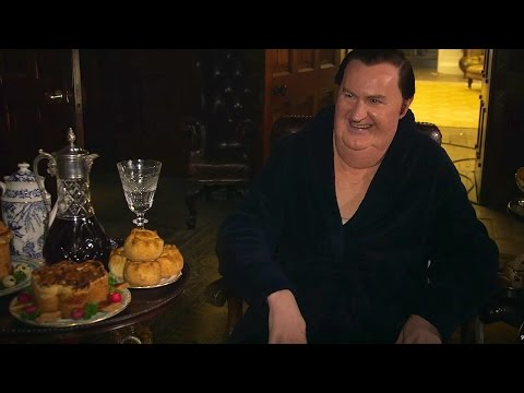Fat Mycroft's Breakfast - Sherlock: The Abominable Bride