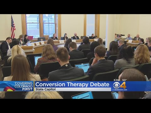 Colorado Tries For A 4th Time To Ban Conversion Therapy