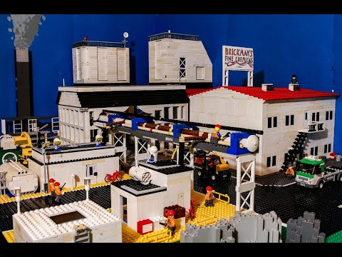 Lego Factory Accident