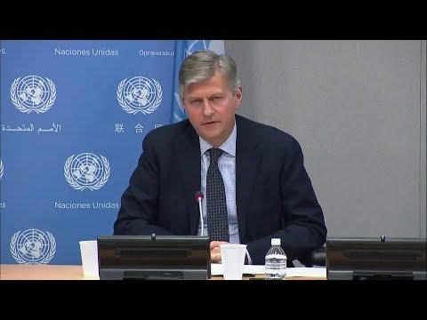 Attack on  peacekeepers in Democratic Republic of the Congo  - Press Conference