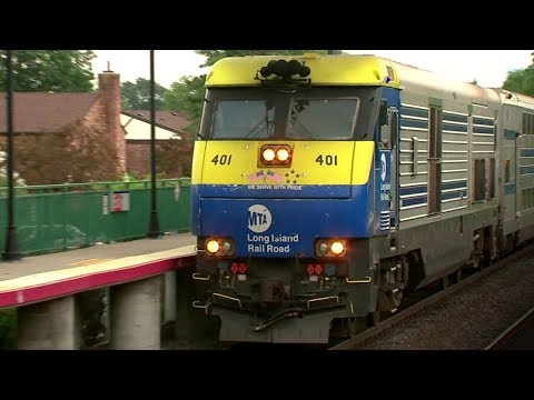 Long Island Rail Road announces launch of real-time train tr