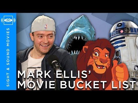 Mark Ellis' Movie Bucket List - Sight & Sound Movies