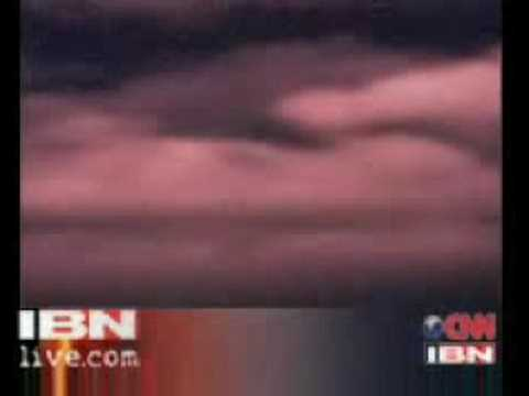 Alien attack after red rain in kerala