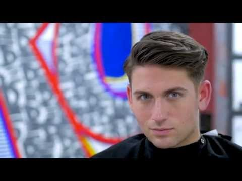 men's-tapered-haircut---thesalonguy