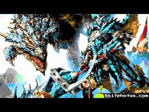 Monster Hunter - Proof of a Hero 8-bit Remix