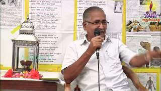 Sanmarga Sorpozhivu Thiru Kathirvel ஐயா - Aug 2016 - Arul Jothi TV 2
