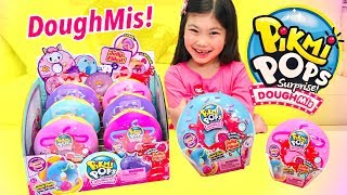NEW PIKMI POPS DOUGHMIS DONUTS!  & GIVEAWAY WINNER!