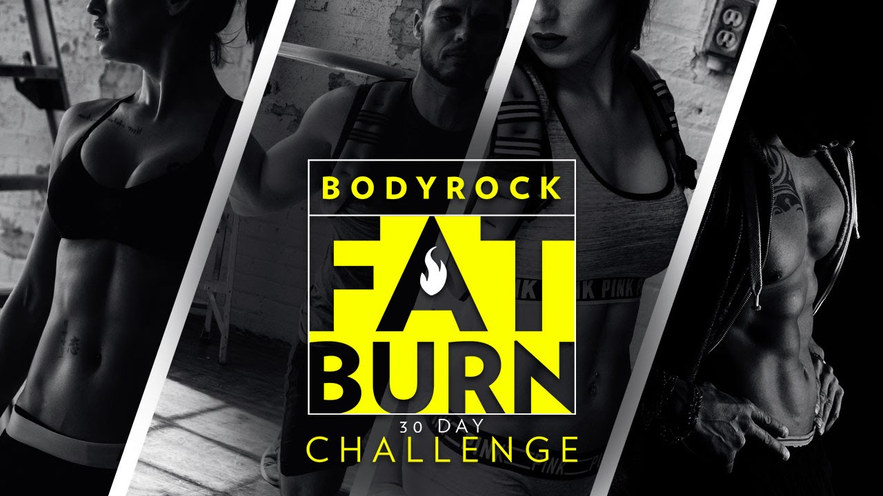 bodyrock fat burn challenge ziua 15