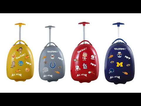 a945c975d1d5 Officially Licensed Sports Luggage, Wheeled Bags, Wheeled Duffels ...