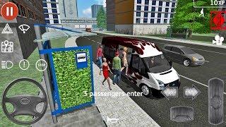 Public Transport Simulator #67 - Bus Games Android IOS gameplay